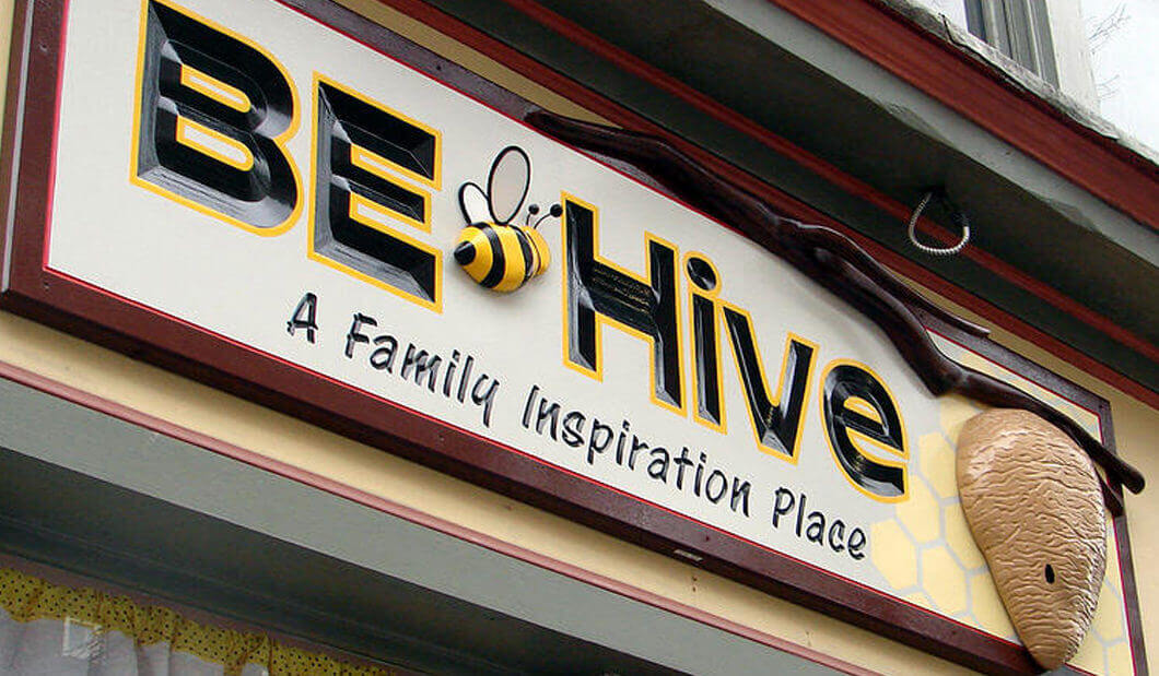 The Be-Hive