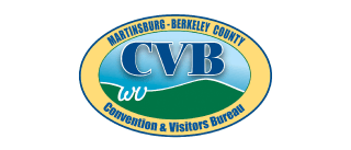 Martinsburg-Berkeley County Convention and Visitors Bureau Logo